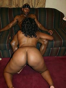 Curly Haired Black Babe Amie Auston Enjoys Railed by Partner Meaty Dick