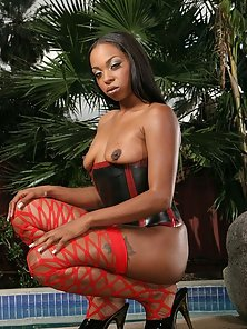Busty Ebony Loves to Suck and Asshole Penetrated by Handsome Dude