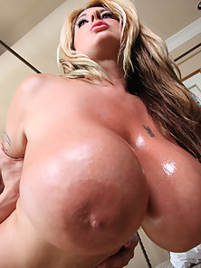 Summer Sinn-Housewife whore with huge tits gets fucked hard.