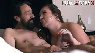 Maddy O'Reilly wants to ride husbands cock