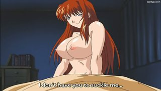 Redhead is ready for some sexual pleasure