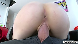 Blonde Ivy Wolfe Got Licked then Plowed by Stiff Dick Dude