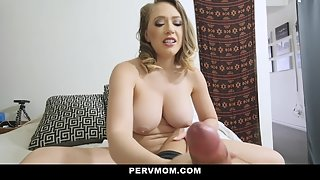 Big Boobs Whore Takes Slamming Pleasure from Her Guy