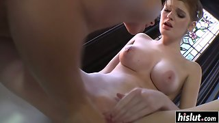 Stunning chicks want to masturbate with huge toys